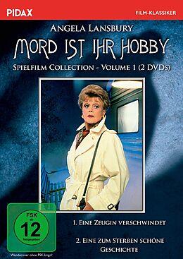 Mord ist ihr Hobby DVD