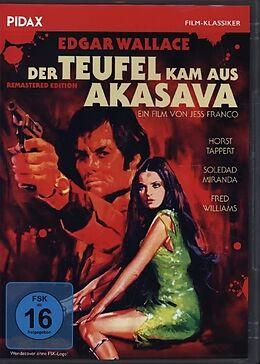 Der Teufel kam aus Akasava DVD