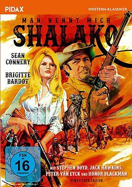 Man nennt mich Shalako DVD