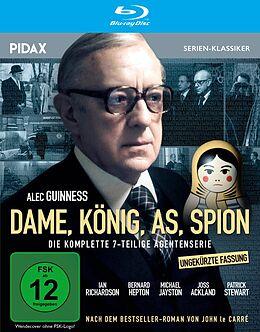 Dame, König, As, Spion Blu-ray