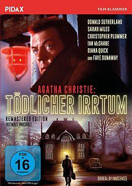 Agatha Christie: Tödlicher Irrtum DVD