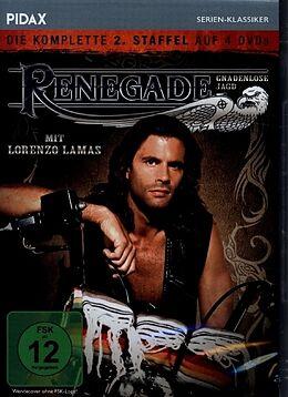 Renegade - Gnadenlose Jagd - Pidax Serien-Klassiker / Staffel 2 DVD