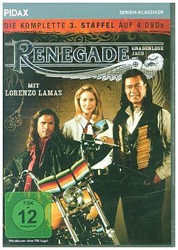 Renegade - Gnadenlose Jagd - Pidax Serien-Klassiker / Staffel 3 DVD