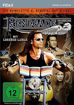 Renegade - Gnadenlose Jagd - Pidax Serien-Klassiker / Staffel 4 DVD