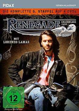 Renegade - Gnadenlose Jagd - Pidax Serien-Klassiker / Staffel 5 DVD