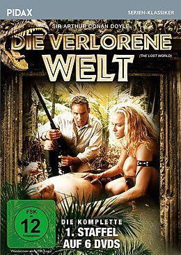 Die verlorene Welt - Pidax Serien-Klassiker / Staffel 1 DVD