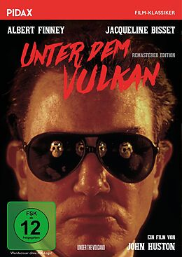 Unter dem Vulkan DVD