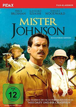Mister Johnson DVD