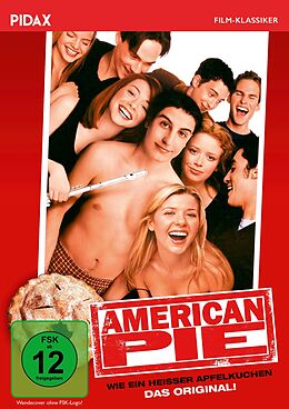 American Pie - Wie ein heisser Apfelkuchen DVD
