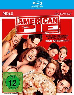 American Pie - Wie Ein Heisser Apfelkuchen Blu-ray