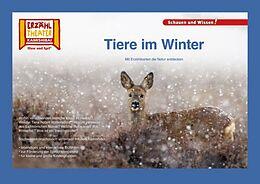 Set mit div. Artikeln (Set) Kamishibai: Tiere im Winter von