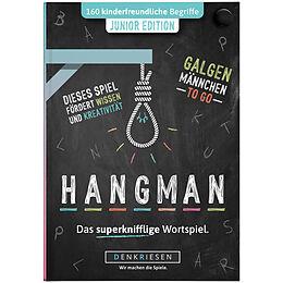 """HANGMAN - JUNIOR EDITION - """"Galgenmännchen TO GO"""" Spiel"""