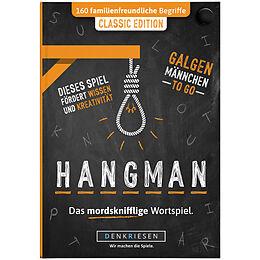 "HANGMAN - CLASSIC EDITION - ""Galgenmännchen TO GO"" Spiel"