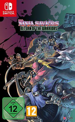 The Ninja Saviors Return of the Warriors - Ninja Art Edition [NSW] (D) als Nintendo Switch-Spiel