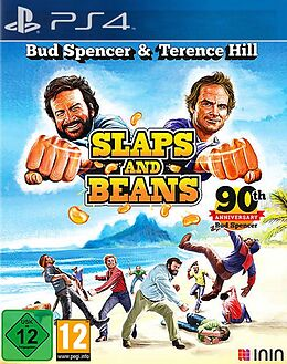Bud Spencer & Terence Hill Slaps And Beans Anniversary Edition [PS4] (D) als PlayStation 4-Spiel