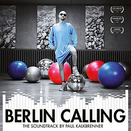 Kalkbrenner,Paul Vinyl Berlin Calling-The Soundtrack (2LP+Poster)