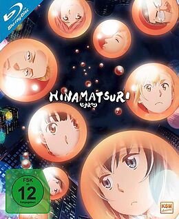 Hinamatsuri - Volume 1 - BR Blu-ray
