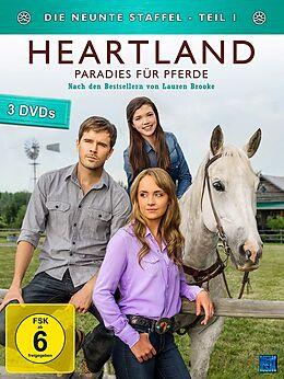 Heartland - Paradies für Pferde - Staffel 09 / Teil 1 DVD