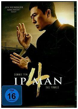 Ip Man 4: The Finale DVD