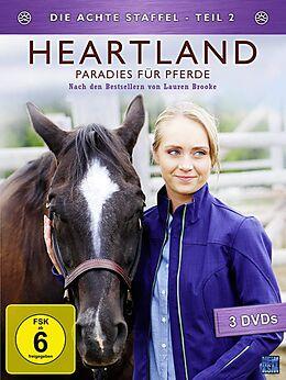 Heartland - Paradies für Pferde - Staffel 08 / Teil 2 DVD