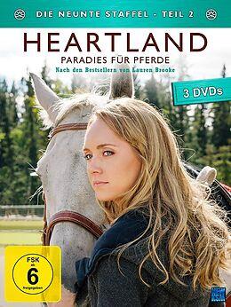 Heartland - Paradies für Pferde - Staffel 09 / Teil 2 DVD
