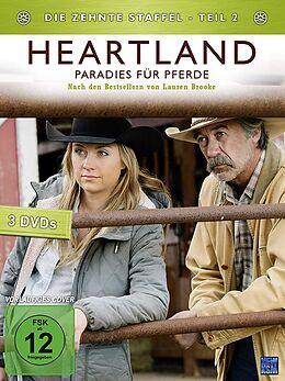 Heartland - Paradies für Pferde - Staffel 10 / Teil 2 DVD