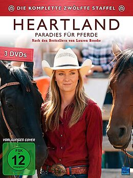 Heartland - Paradies für Pferde - Staffel 12 DVD