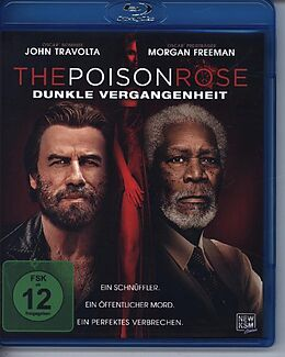 The Poison Rose-Dunkle Vergangenheit - BR Blu-ray