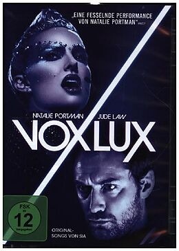 Vox Lux DVD