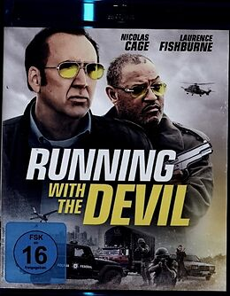 Running with the Devil Blu-ray
