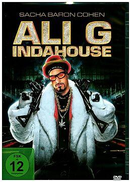 Ali G In Da House DVD