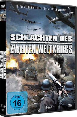 Schlachten Des 2. Weltkriegs DVD