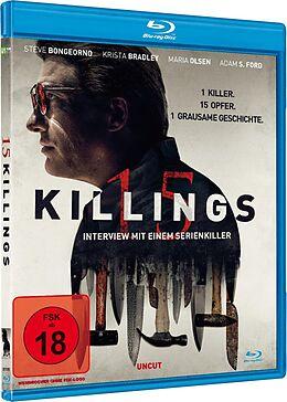 15 Killings - Interview Mit Einem Serienkiller Blu-ray