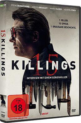 15 Killings-Interview mit einem Serienkiller DVD