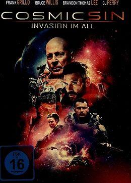 Cosmic Sin - Invasion im All DVD