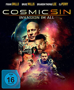 Cosmic Sin - Invasion im All Blu-ray