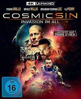 Cosmic Sin - Invasion im All Limited Edition Blu-ray UHD 4K