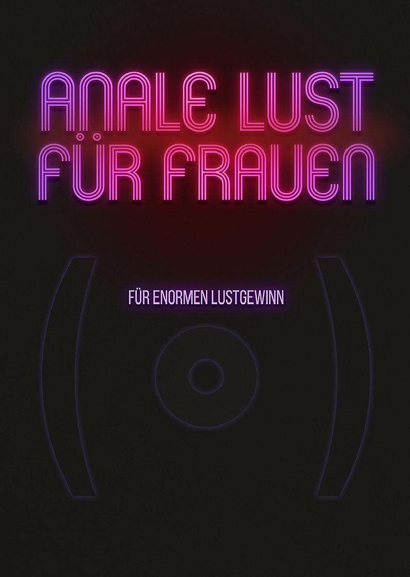 Anale Lust für Frauen - Für enormen Lustgewinn - DVD