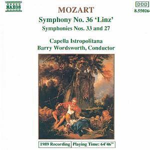 Sinfonie Nr 7+33+36