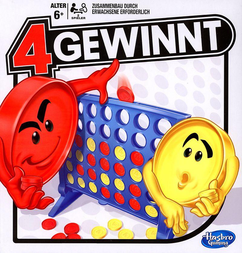 4 Gewinnt Spiel