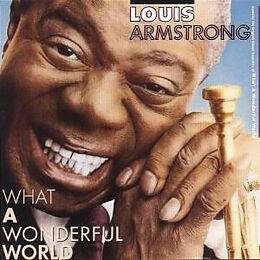 Armstrong, Louis CD What A Wonderful World