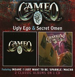 Ugly Ego/Secret Omen (2 Classic Albums On 1 Cd)