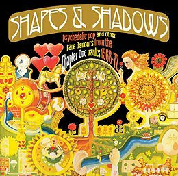 Various CD Shapes & Shadows: Psychedelic Pop And Other Rare F