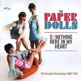 Something Here In My Heart-Complete Recordings