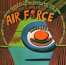 Ginger Baker's Airforce CD Ginger Baker'S Airforce