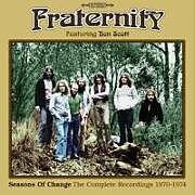 Fraternity CD Seasons Of Change 1970-1974 (3cd Box Set)