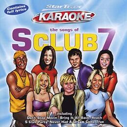 The Songs Of S Club 7
