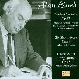 Violin Concerto+6 Short Pieces