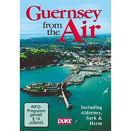 Guernsey from the Air [Version allemande]