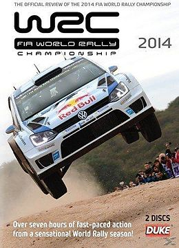 FIA 2014 World Rally Championship Official Review